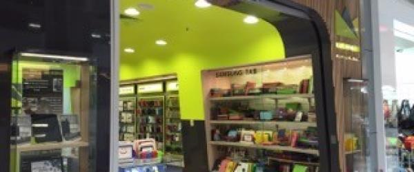 Shop external angle